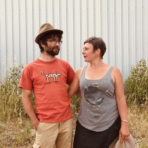 Samuel Bettex et Judith Combe