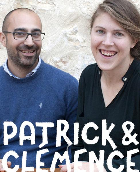 Patrick Gruez & Clémence Labouré